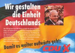 CDU-Wahlplakat 1994
