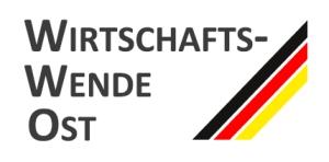 Wirtschaftswende Ost - Logo